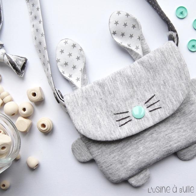 first DIY sac pochette lapin l'usine _ bulle (1)