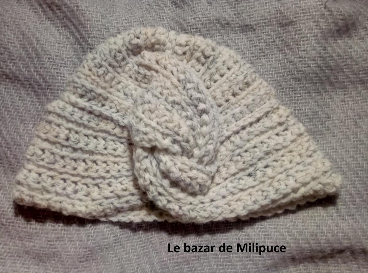 Réaliser un turban au crochet : j'ai réussi !