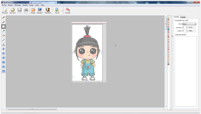 bead tool petite fille version 2