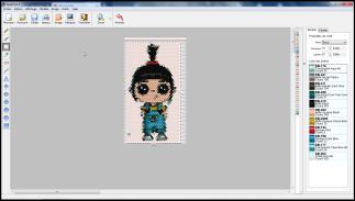 résultat avec bead tool version 2