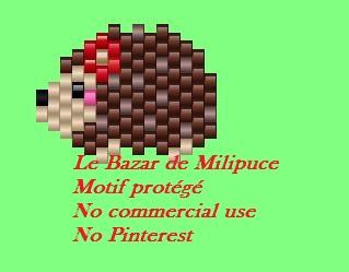 herisson le bazar de milipuce