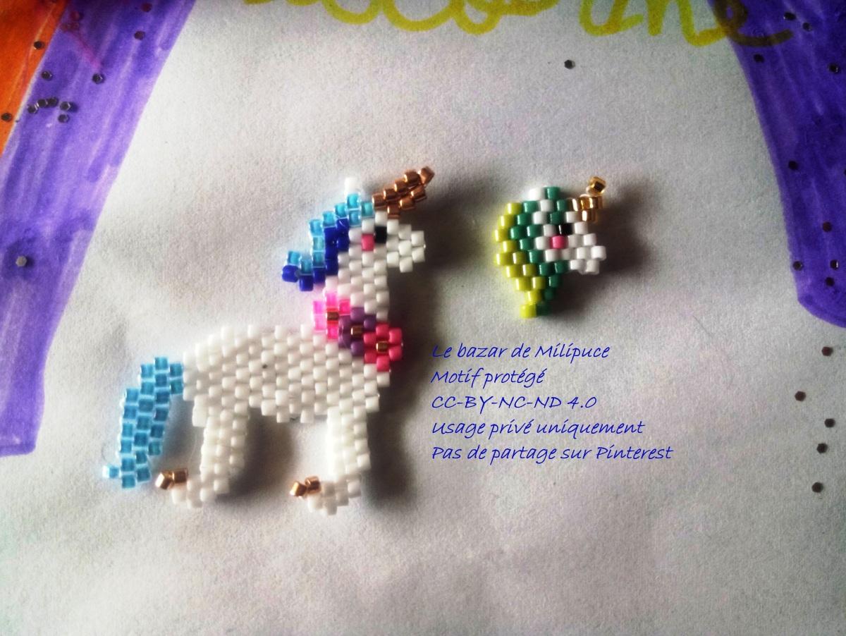 Quelles différences entre les grilles brick stitch et peyote ? Les licornes miyuki vous expliquent tout !