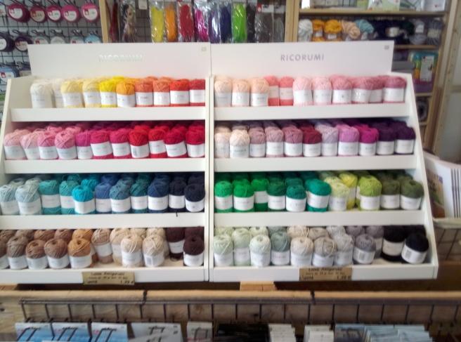 gamme couleur ricorumi
