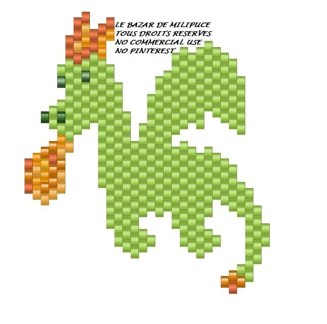 dragon LE BAZAR DE MILIPUCE
